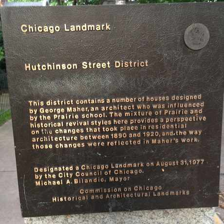 Photo of Hutchinson Historic Walk in Buena Park, Chicago