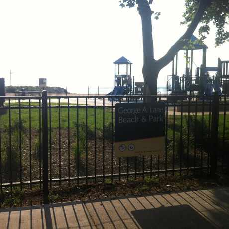 Photo of Lane Park in Edgewater Beach, Chicago