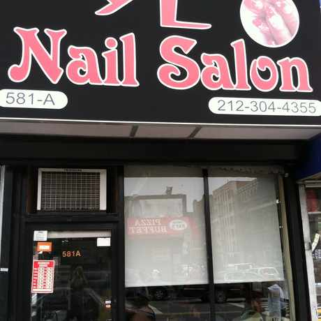 Photo of YL Nail Salon, 207th, New York, NY in Inwood, New York