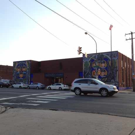 Photo of Broad St & Champlost Av in Logan/Fern Rock, Philadelphia