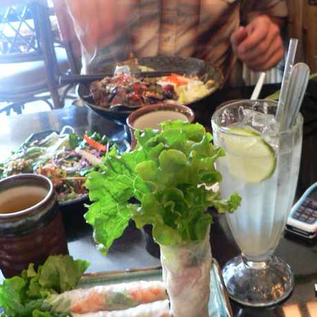 Photo of Green Leaf Vietnamese Restaurant in International District, Seattle