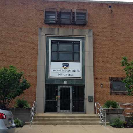 Photo of The Westwood School in West Oak Lane, Philadelphia