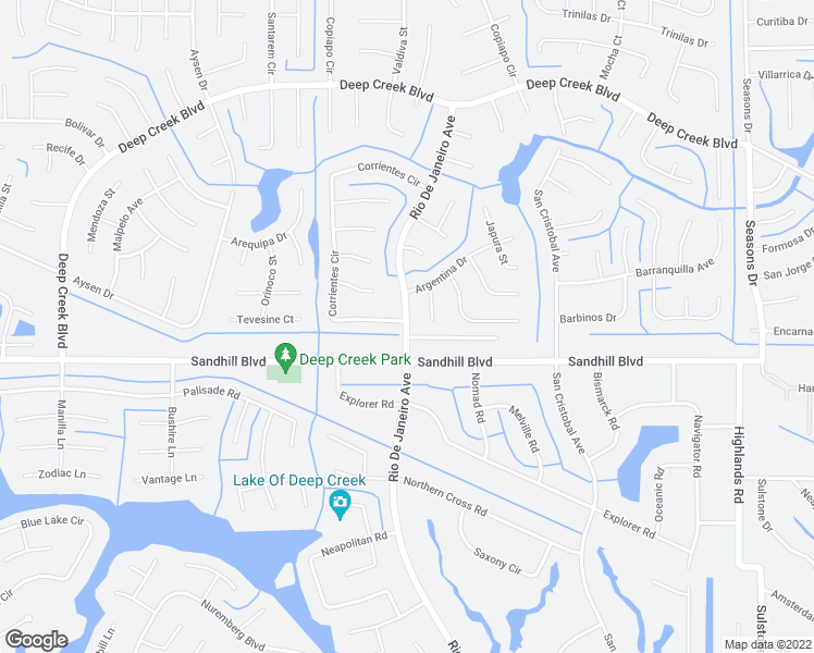 map of restaurants, bars, coffee shops, grocery stores, and more near 508 Rio De Janeiro Avenue in Punta Gorda