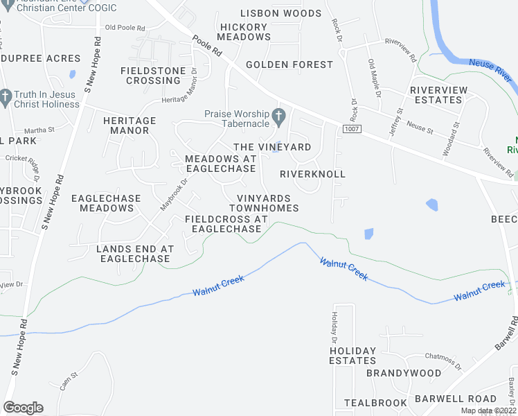 map of restaurants, bars, coffee shops, grocery stores, and more near 5411 Talserwood Dr in Raleigh